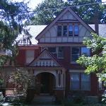 """Balch House"" by Samuel Hannaford (StreetView)"