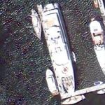Superyacht Apogee (Google Maps)