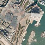 La Pergola solar plant (Google Maps)