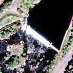 Canaan Dam (Google Maps)