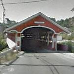 Covered Bridge NH #5 (StreetView)