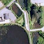 Railroad Wye (Google Maps)