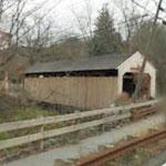 Burkeville Covered Bridge (StreetView)