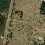 Umayyad Ruins of Anjar (Google Maps)