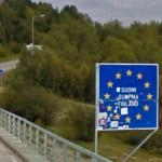 Border between Norway and Finland (StreetView)