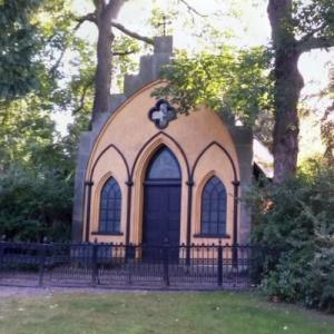 Peter von Scholten's mausoleum (StreetView)
