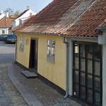 Hans Christian Andersen's house (StreetView)