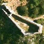 Chateau de Montségur (Google Maps)