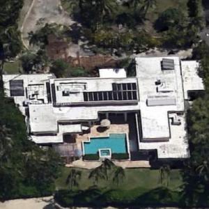 Ellsworth Peterson's house (Google Maps)