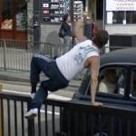 Jumping the fence (StreetView)