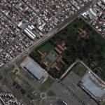 La Tablada barracks - Argentinian golpe 1989 (Google Maps)