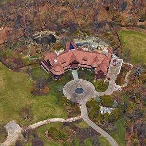 Robert Mercer's House (Google Maps)
