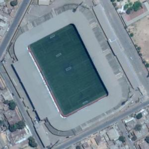 Nouveau Stade Mazembe (Google Maps)