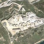 Fort Chambray (Google Maps)