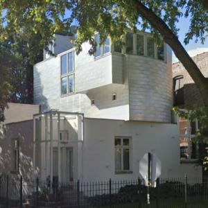'Ohio St House' by Joe Valerio and Linda Searl (StreetView)