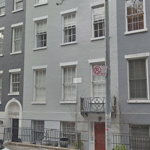 Anna Wintour's House (StreetView)