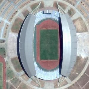 New Ndola Stadium (Google Maps)