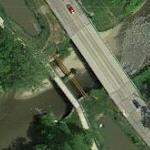 Tinkers Creek Aqueduct on the Ohio and Erie Canal (Google Maps)