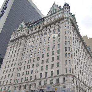 The Plaza Hotel (StreetView)