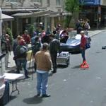 Filming (StreetView)