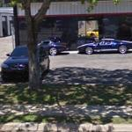 Ford GT, Dodge Viper and BMW M5 (StreetView)