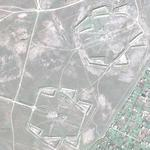 PVO missile site (Google Maps)