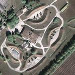 PVO S-300 missile site (Google Maps)