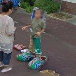 Big Shoes to Fill (StreetView)
