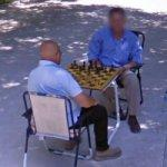 Playing Chess (StreetView)