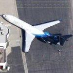 G-Force One - ZERO-G's Boeing 727-200 (Google Maps)