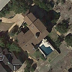 """The Undertaker"" Mark Calaway's house (Google Maps)"