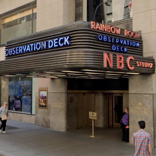 NBC Studios (StreetView)