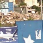 TAM Airlines Flight 3054 crash site (July 17, 2007) (StreetView)
