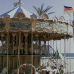 Carousel at the beach (StreetView)