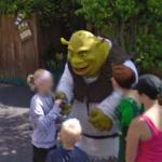 Shrek (StreetView)