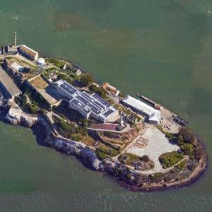 Alcatraz (Google Maps)
