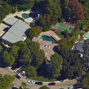 Kyle Richards' & Mauricio Umansky's House (Google Maps)