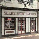 Sorry Mom Tattoo