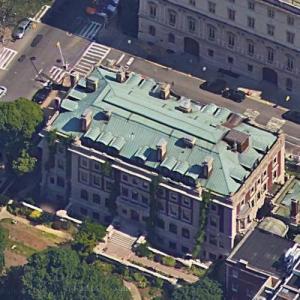 Cooper Hewitt, Smithsonian Design Museum (Google Maps)