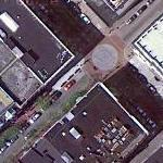 Corner of Westminster and Dorrance Streets (Google Maps)