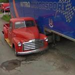 Old pickup (type?) (StreetView)