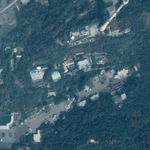 Happiest Place in North Korea (Google Maps)