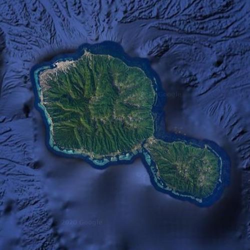 Tahiti (Google Maps)