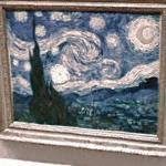 "Van Gogh's ""The Starry Night"" (StreetView)"