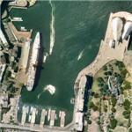 Sydney Cove (Google Maps)