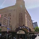 Auckland Civic Theatre (StreetView)