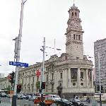 Auckland Town Hall (StreetView)
