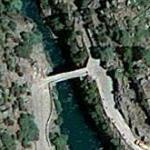 Eurymedon Bridge (Selge) (Google Maps)