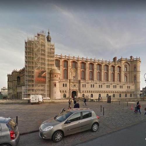 Château de Saint-Germain-en-Laye (StreetView)
