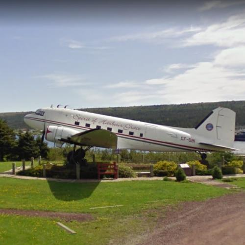 The Spirit of Harbour Grace (StreetView)